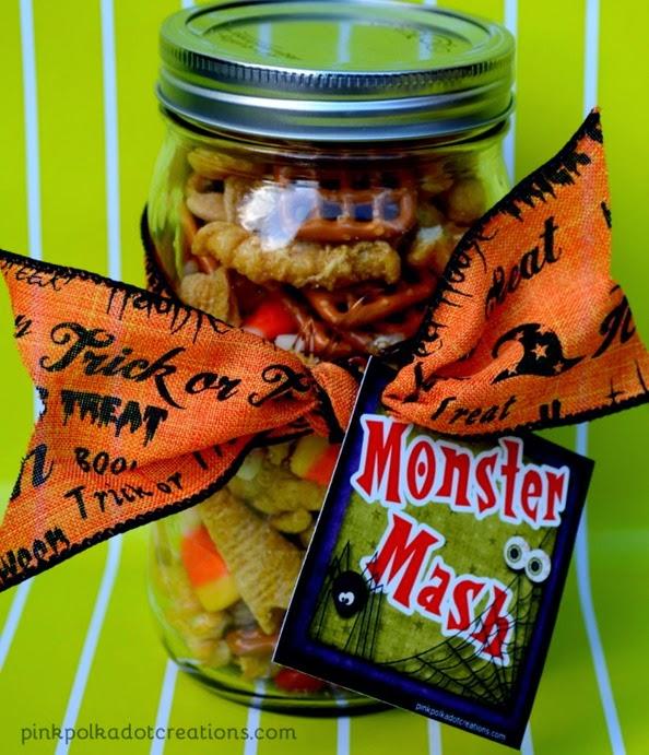monster mash treat