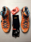 nike lebron 10 ps elite shooting starts pe 6 06 LEBRON X PS Elite Peach Jam AAU EYBL Shooting Stars PE