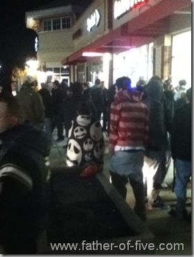 Black Ops 2 midnight release