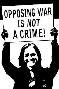 Opposing War is not a Crime!