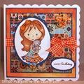CCC challenge 158 - patchwork quilt