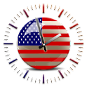 USA Clock Widgets icon