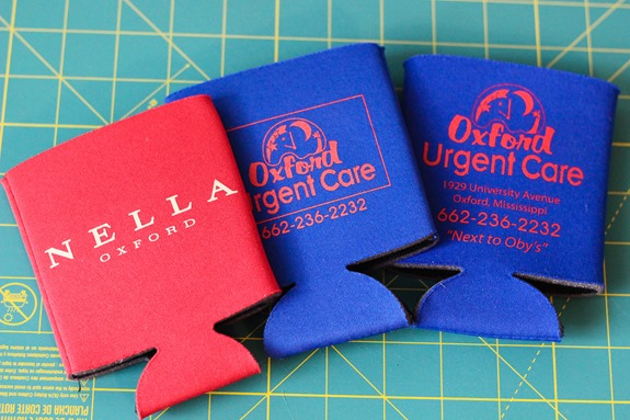 Koozie Tutorial
