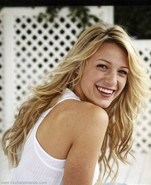 Blake Lively linda sensual Serena van der Woodsen sexy desbaratinando  (75)