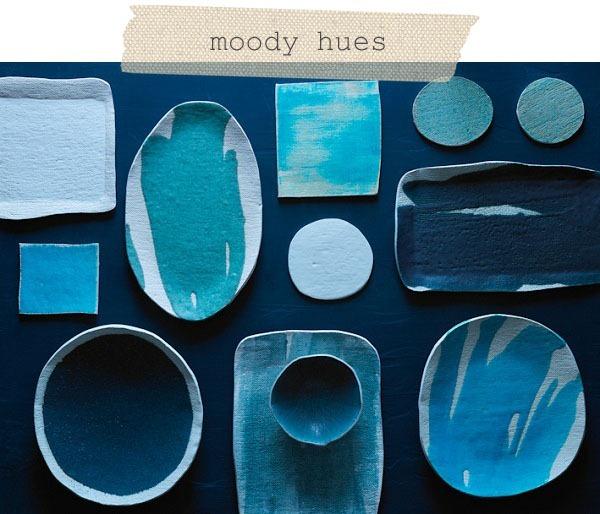 moody hues