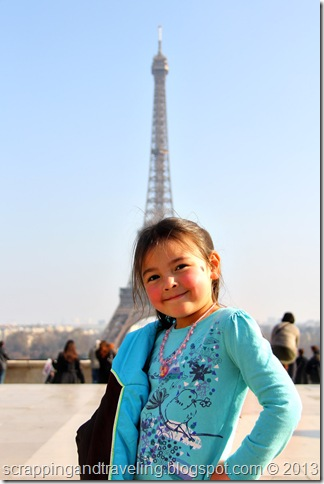 Aubrey Eiffel Tower