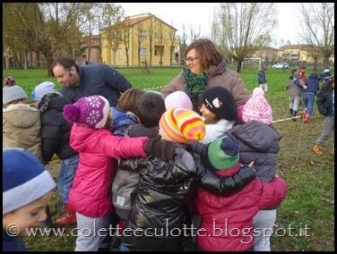 I bambini delle classi 1° della Scuola Primaria di Padulle piantano il grano! (41)