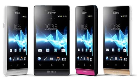 Daftar HP Sony Xperia Bisa BBM 2014