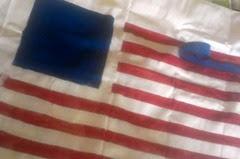 flag paint