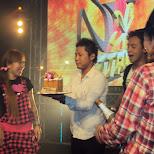 kotomin birthday cake in Ginza, Tokyo, Japan