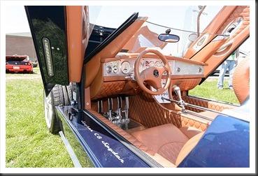 Brett Sokolow's 2006 Spyker C8 Spyder