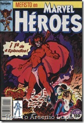 P00019 - Marvel Heroes #27