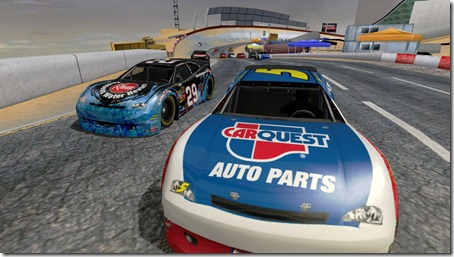New NASCAR Unleashed Screens 1