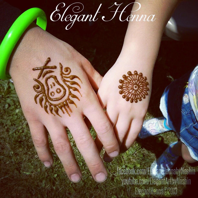 76 Elegant Henna Elegant Henna