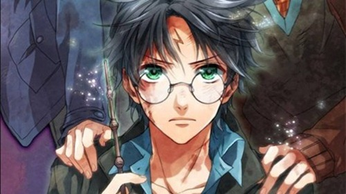 Harry Potter Anime 1