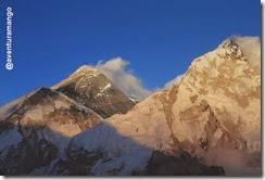 Entardecer Everest