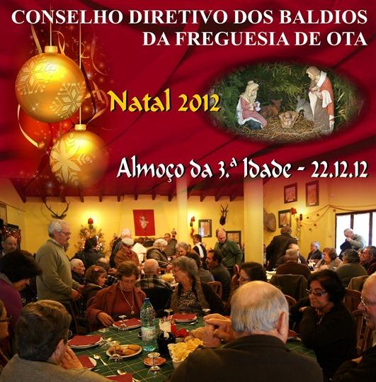 CDBFO - Almoo 3a. Idade - Natal 29012