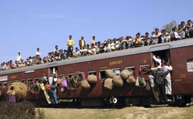 a-crowded-passenger-train