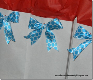 2 Birthday Favor Bags