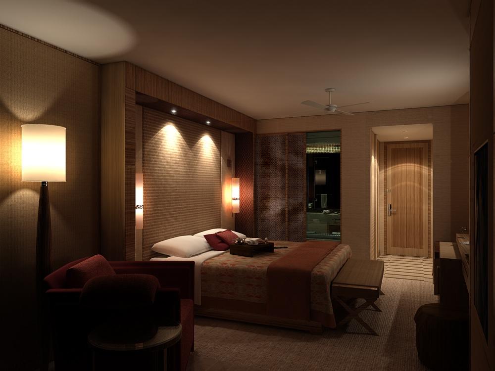 D coration eclairage chambre for Eclairage chambre parentale