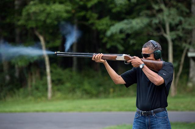 Obama Sclopetarius