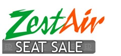 Seat Sale ZestAir
