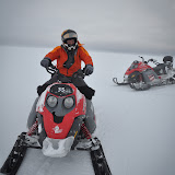 Snowmobiling on Myrdalsjokull thumbnail