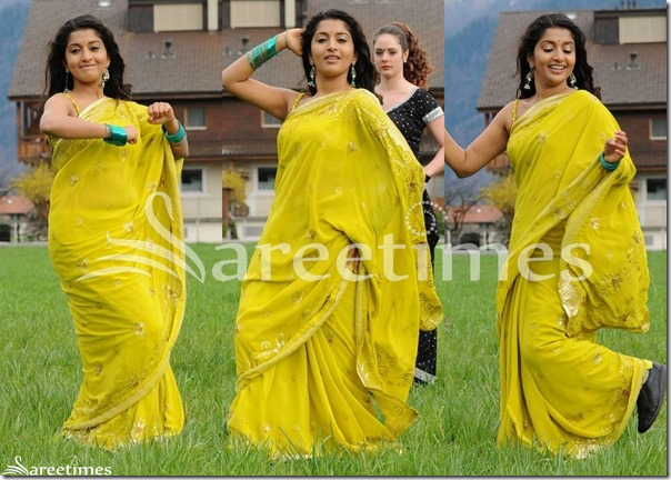 Meera_Jasmine_Green_Saree