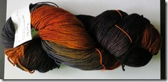 Dragonfly Fibers - Dragon Sock - Maggie May