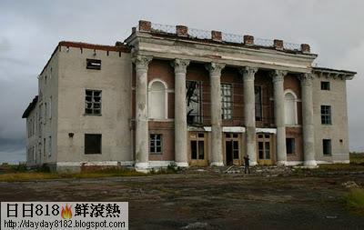 俄羅斯鬼城 人口下降