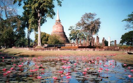 Imagini Thailanda: Sukhothai