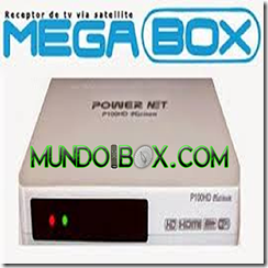 MEGABOX POWER NET P100 platinum
