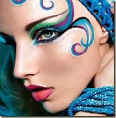 image. En Maquillaje de fantasía