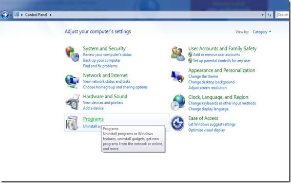 Windows Disable Internet explorer1