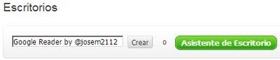Importar marcadores de Google Reader - imagen 2 netvibes