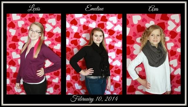 Girls February 2014