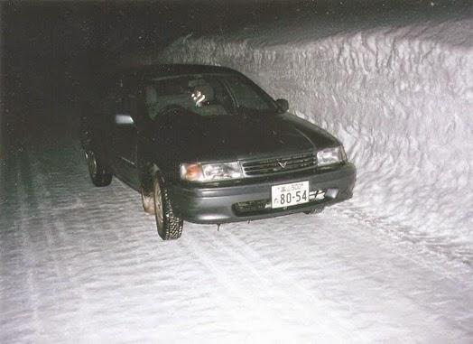 japan snow 1