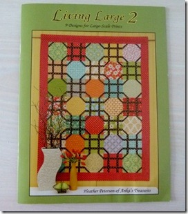 Living Large 2 quilt book