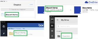 برنامج Filelize يعمل مع أشهر خدمات المزامنة السحابية على الويب