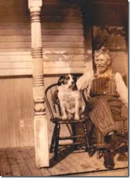 e_s_albums_with_dog_on_porch_G_Milledge_5-06
