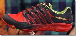 Merrell AllOut Fuse Side
