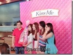 Kosmetik Kiss Me 136