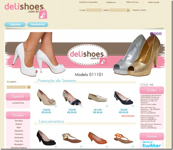 Site Delishoes
