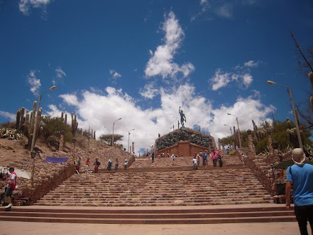Regiunea Salta: Humahuaca