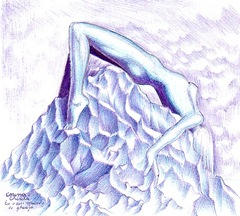 Ea este un munte de gheata - She is an ice mountain