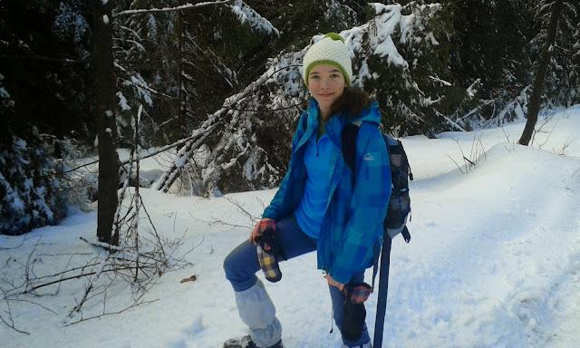 Wycieczka do krainy Królowej Śniegu