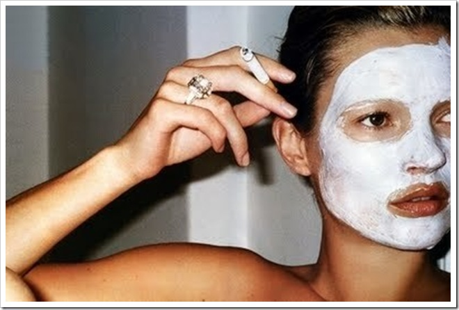 beauty kate moss face mask