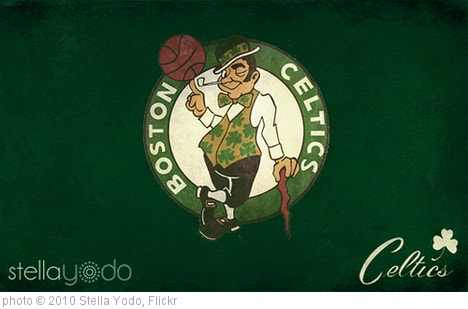 'Boston Celtics Wallpaper v1' photo (c) 2010, Stella Yodo - license: https://creativecommons.org/licenses/by/2.0/