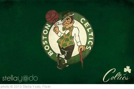 'Boston Celtics Wallpaper v1' photo (c) 2010, Stella Yodo - license: https://creativecommons.org/licenses/by/2.0/