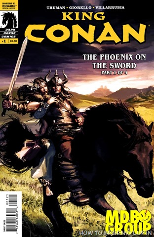 King Conan - The Phoenix in the Sword #01_2